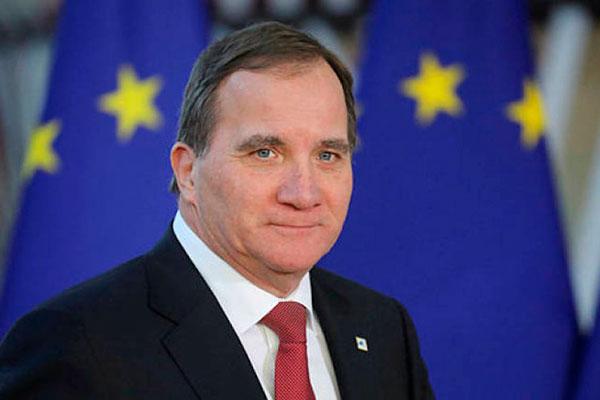 У Київ із візитом приїде Прем'єр-міністр Швеції Стефан Льовен