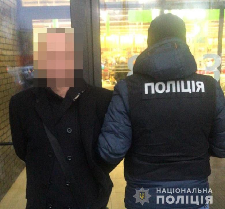 Далеко не втік: у Києві затримали крадія -  - 16.12.2016solomakrazha131220191