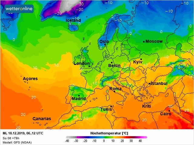 Грудень набирає весняні оберти: у понеділок на Київщині очікується тепла погода - погода - 16 pogoda2