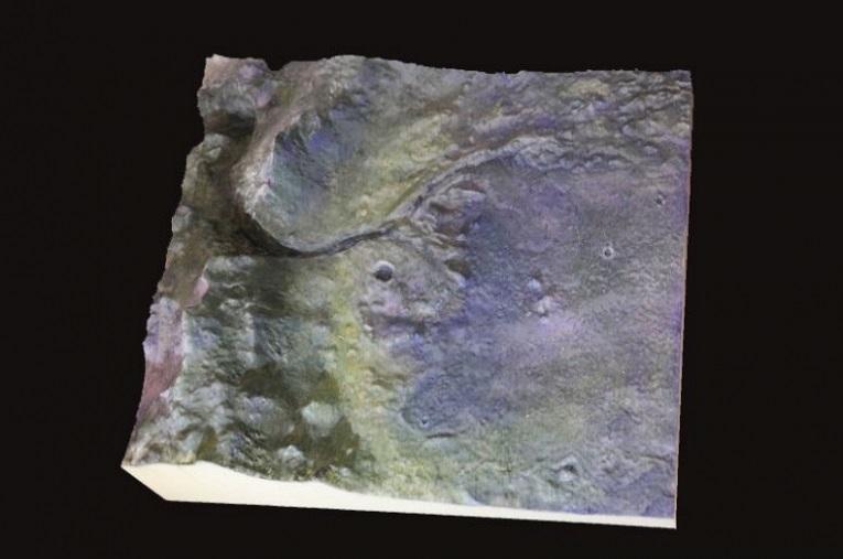 Кожному по Марсу: тепер шматочок Червоної планети можна роздрукувати на 3D-принтері - планета - 17 mars