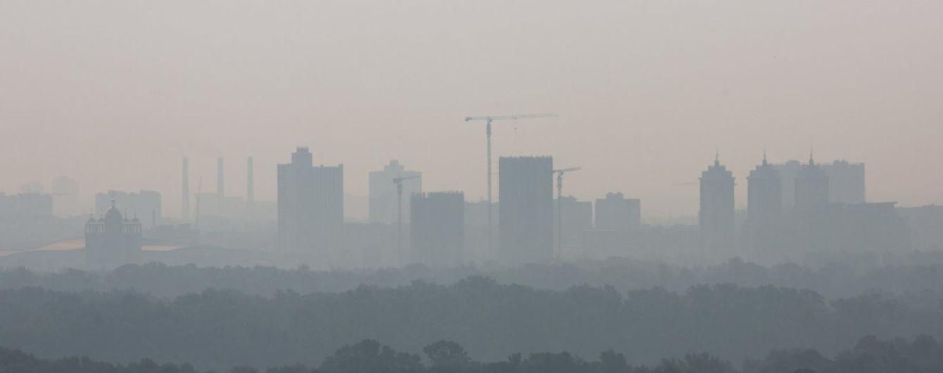 В столиці на систему моніторингу повітря витратять 40 млн грн - повітря, Київ - 18 kyev