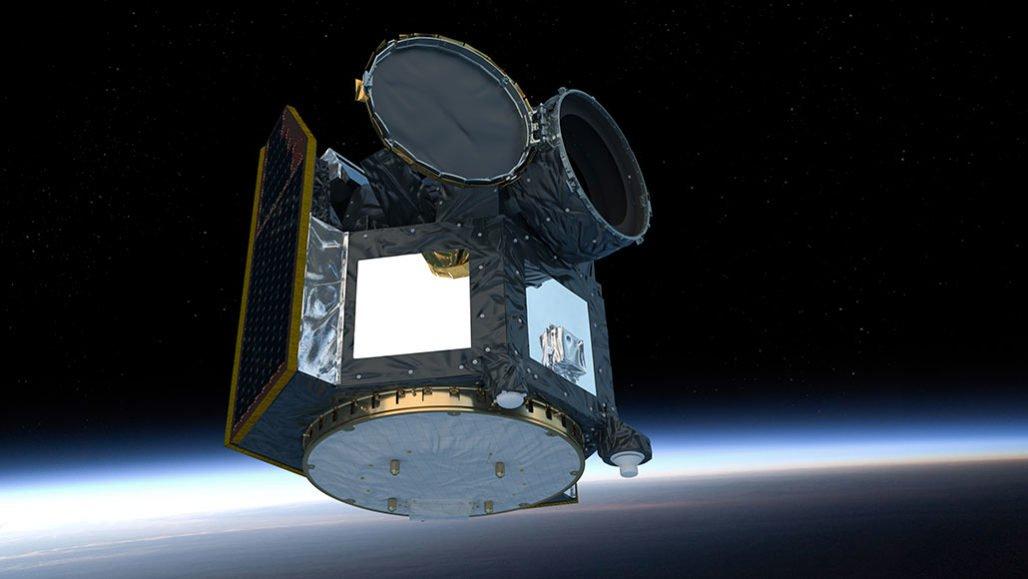 На орбіту виведений телескоп для вивчення екзопланет, місія якого триватиме 3,5 року - телескоп, ЕКЗОПЛАНЕТА - 19 teleskop