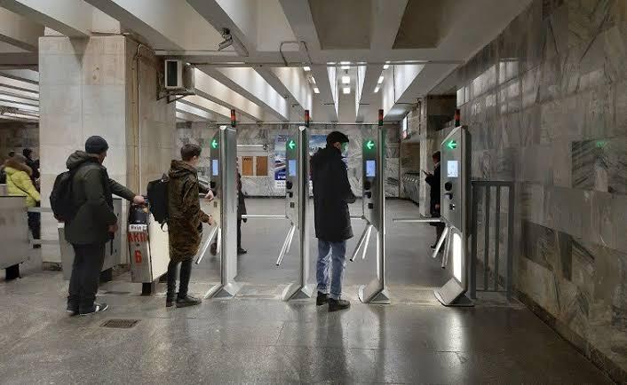 Кияни розгромили станцію метро - метро - 1F6F1E07 5141 41D8 BAE7 A1C3BB93163E
