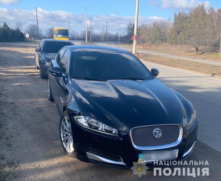 """Jaguar, Lexus, Range Rover... На Київщині затримано """"елітних"""" автовикрадачів (відео) -  - 1ugon3"""