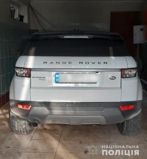 """Jaguar, Lexus, Range Rover... На Київщині затримано """"елітних"""" автовикрадачів (відео) -  - 1ugon5"""