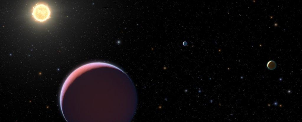 Підтверджено існування планет-гігантів, щільність яких менша, ніж у гусячого пера - планета, космос, галактики - 20 planeta