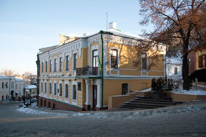 Музей Булгакова підготував для відвідувачів культурну програму до Староноворічних свят -  - 22529 800x600 bulgakov