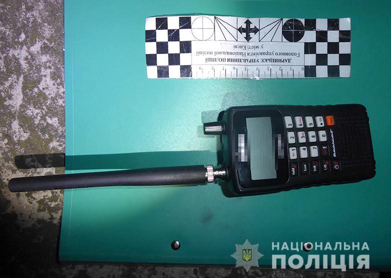 Викрав автівку та чинив опір: у Києві затримали неповнолітнього -  - 27122019darnugon18122019