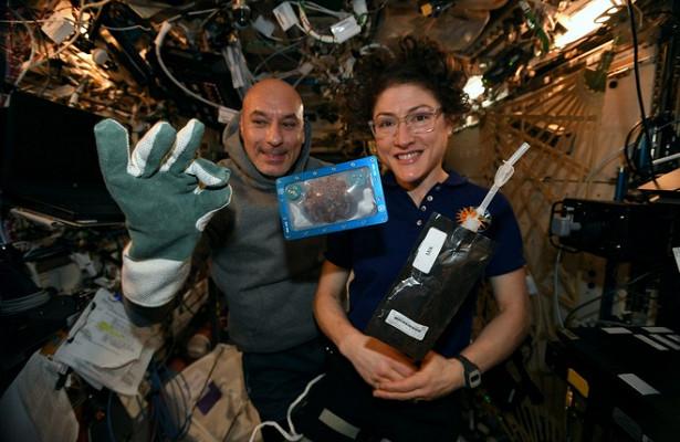 Астронавт NASA Крістіна Кук встановила рекорд з безперервного перебування в космосі - рекорд, МКС - 29 kuk