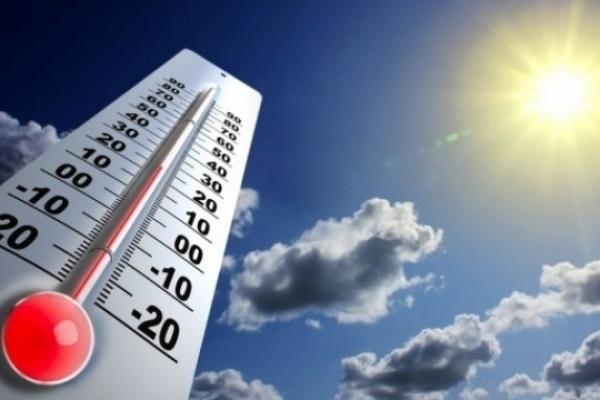 2019 рік став найтеплішим в Україні за весь період спостережень - клімат - 29 temperatur rekord