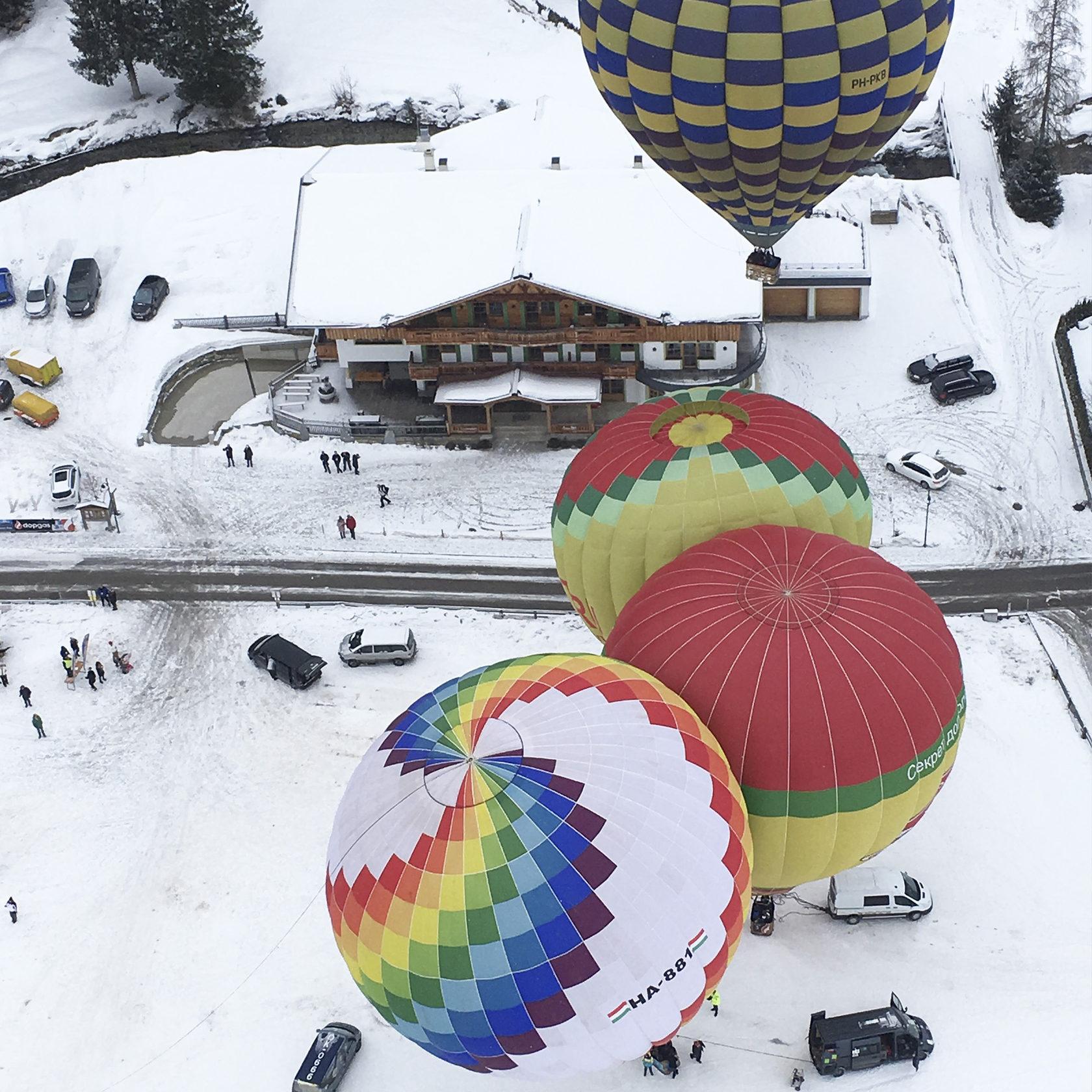 3-2 Свято наближається: фестиваль повітряних куль на Київщині