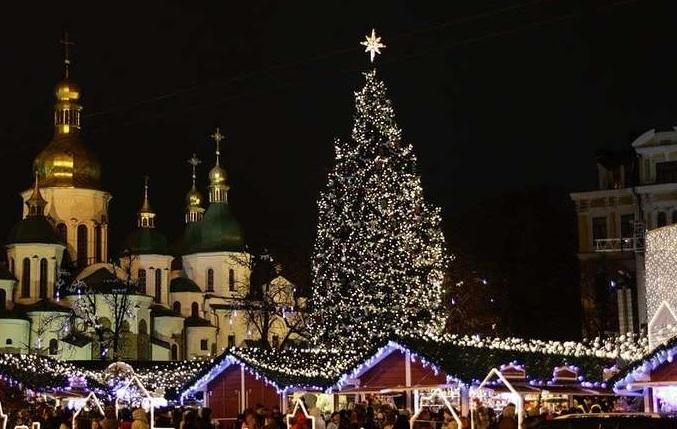 У центрі Києва відбудеться новорічний парад Borjomi New Year Parade -  - 43 main