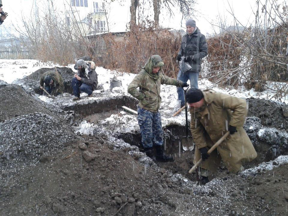 До Борисполя завітали археологи -  - 48214186 2402147026465658 8194180212104101888 o
