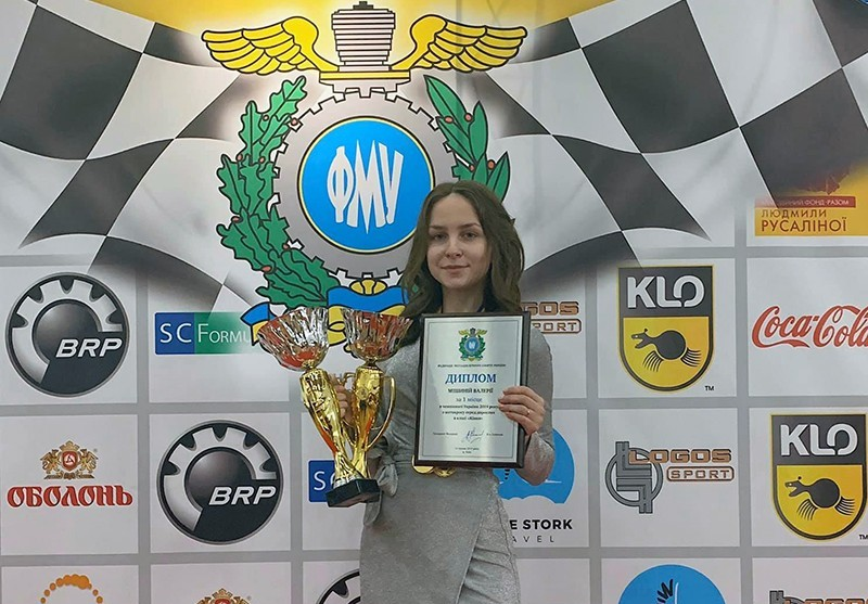 17-річна бориспільчанка стала чемпіонкою України з мотокросу -  - 54481174