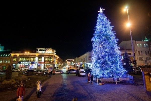 Новорічні заходи на Подолі порадують і киян і столичних гостей -  - 735514