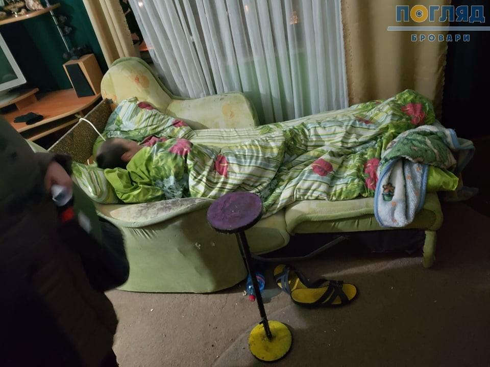 Черговий рейд Броварами по сім'ям, які опинилися в складних життєвих обставинах (фото) -  - 74377566 973607786343178 6842621435039449088 n