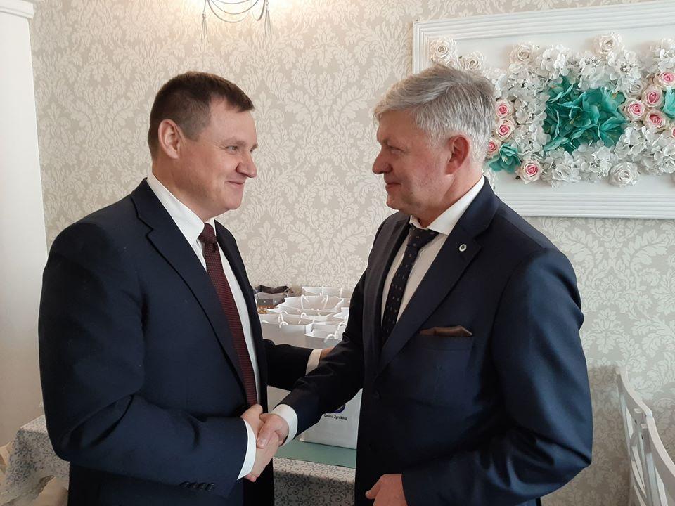Міський голова Славутича відвідав воєводства Польщі -  - 76726988 2594875567262007 5899016115085901824 o