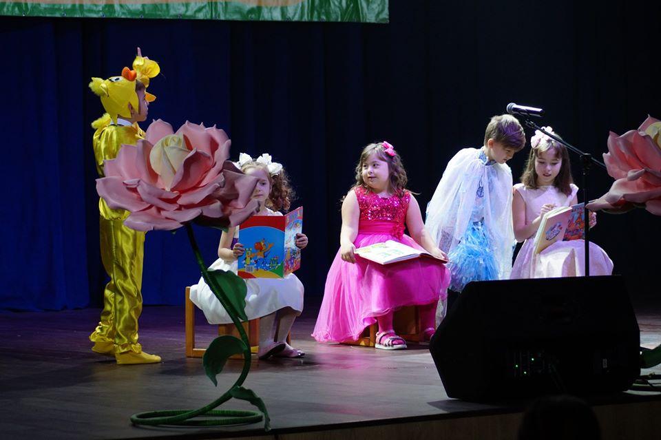 """77371599_2465258207079184_2340292143030992896_o У Броварах відбувся фестиваль творчості дітей з особливими потребами """"Повір у себе"""""""