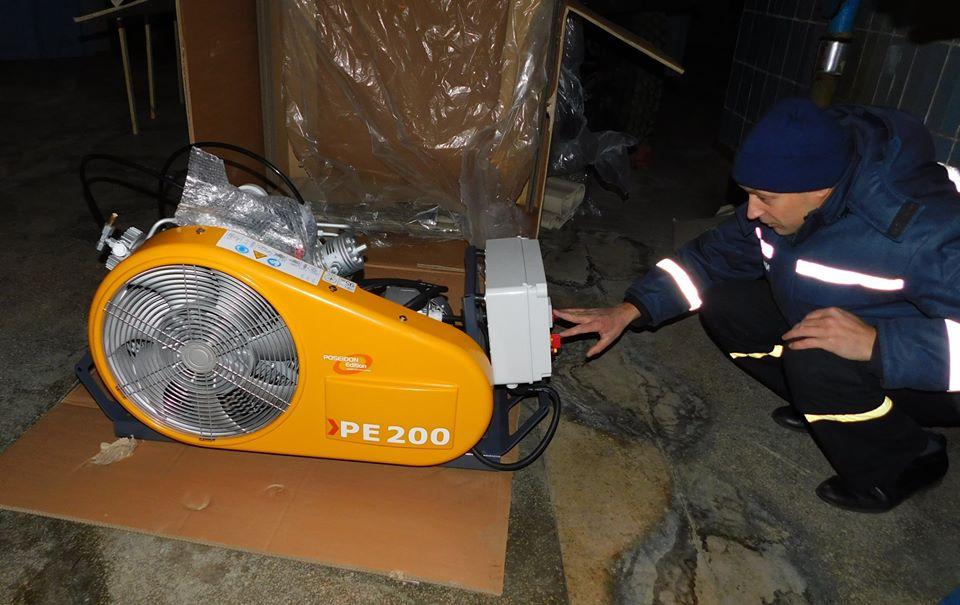 Рятувальники Славутича отримали нове сучасне обладнання -  - 78180998 2578187342264163 8587721197783875584 o