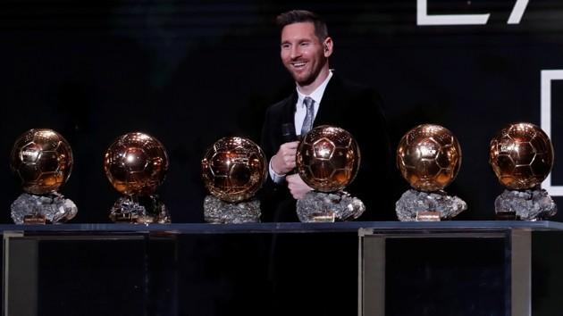 """Ліонель Мессі став володарем """"Золотого м'яча"""" 2019 року -  - 78279695 1437563039727271 4942682453392228352 n"""