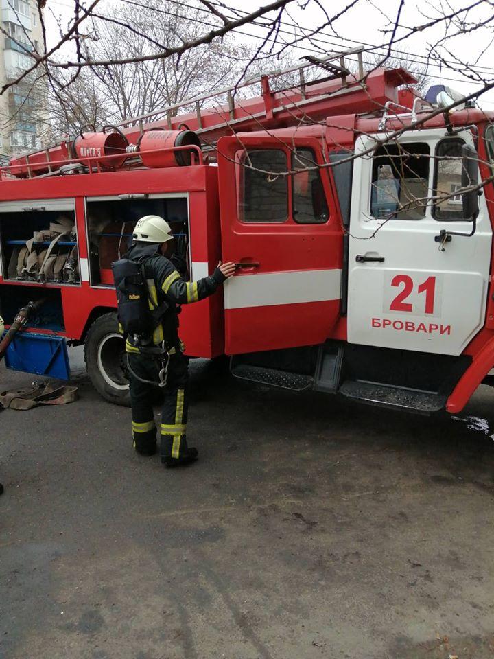78412901_1449783305171911_5171723198042996736_o У Броварах в підвалі багатоповерхівки сталася пожежа