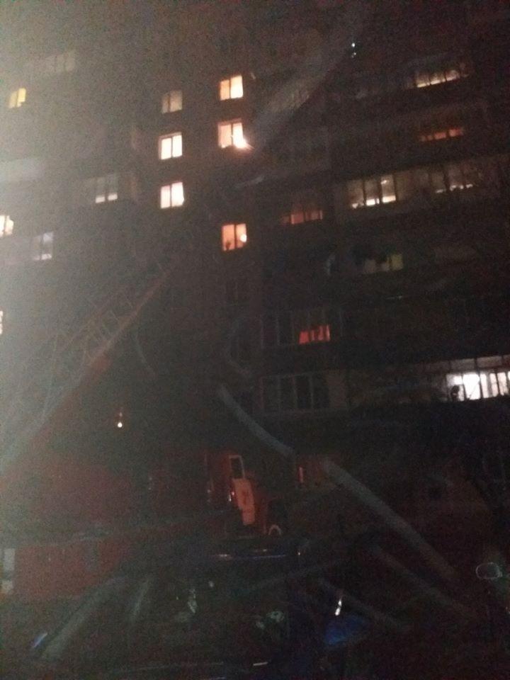 78418726_1441293569354218_3509737808459726848_o В Броварах у квартирі багатоповерхівки сталася пожежа