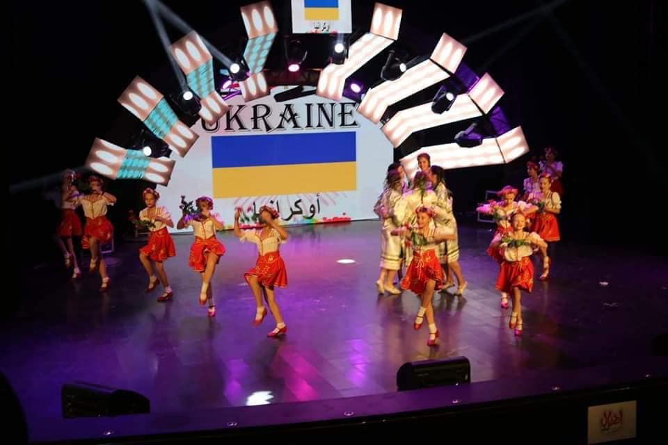 """""""Оксамит"""" з Броварів вразив глядачів на """"World Children Festival EGYPT 2019"""" -  - 78428606 425644615013905 6510934201829687296 n"""