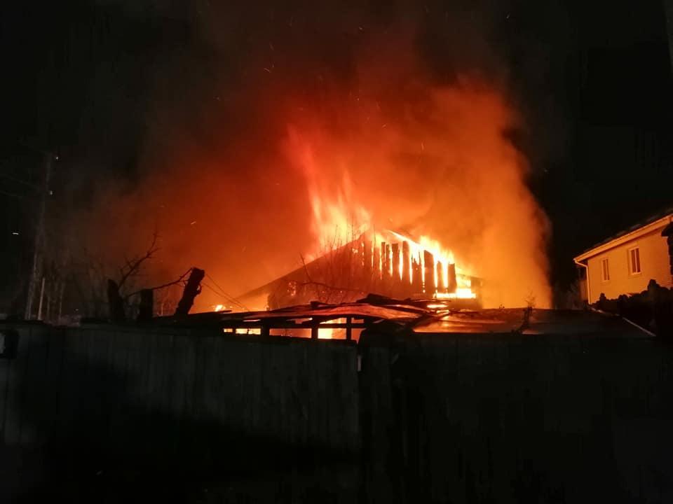 78660943_1448459145304327_1117612243458981888_n На Броварщині під час пожежі постраждав 65-річний чоловік