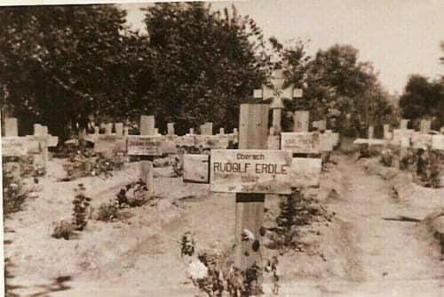 Фастівський краєзнавець знайшов архівні фото німецького кладовища   часів ІІ світової - Фастів, німецькі поховання, архіви - 78683727 2509186375834390 285277324142706688 n