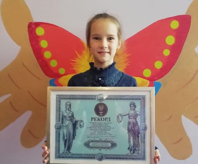 78851019_452554858767374_8707852068708155392_o Чемпіонка світу з карате – юна васильківчанка встановила новий рекорд України