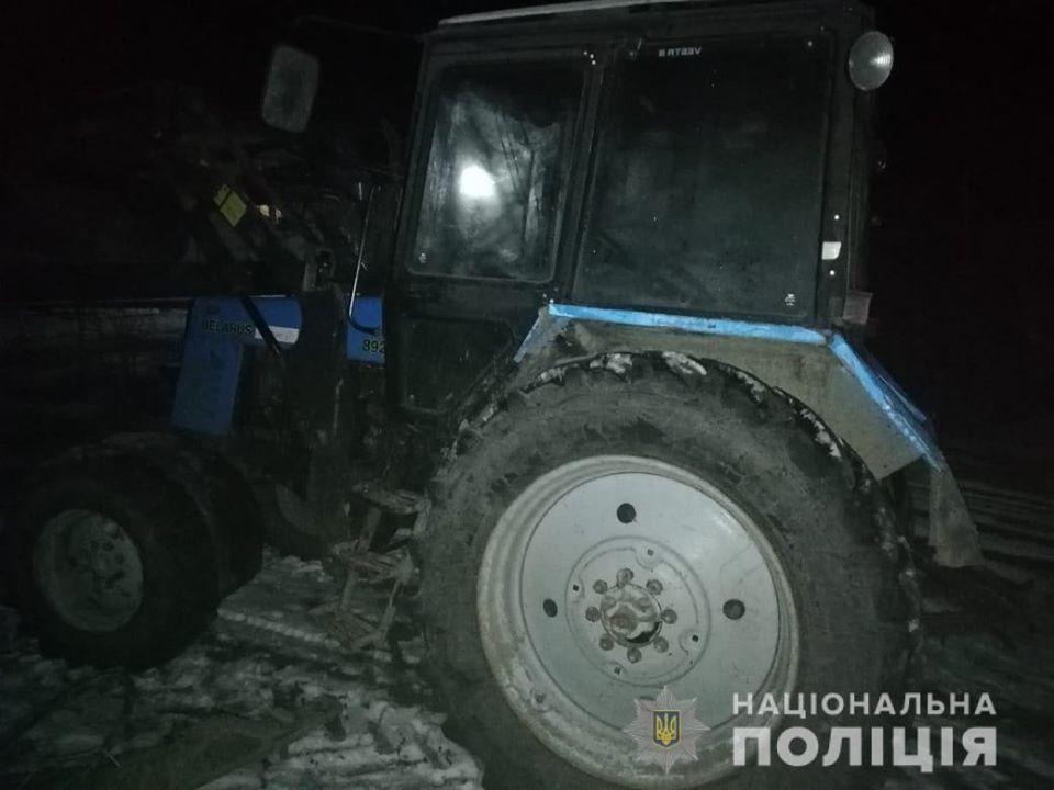 Чоловік перевіз до Кіровоградщини викрадений на Бориспільщині трактор -  - 78892911 2650651111656711 4356689304643174400 o