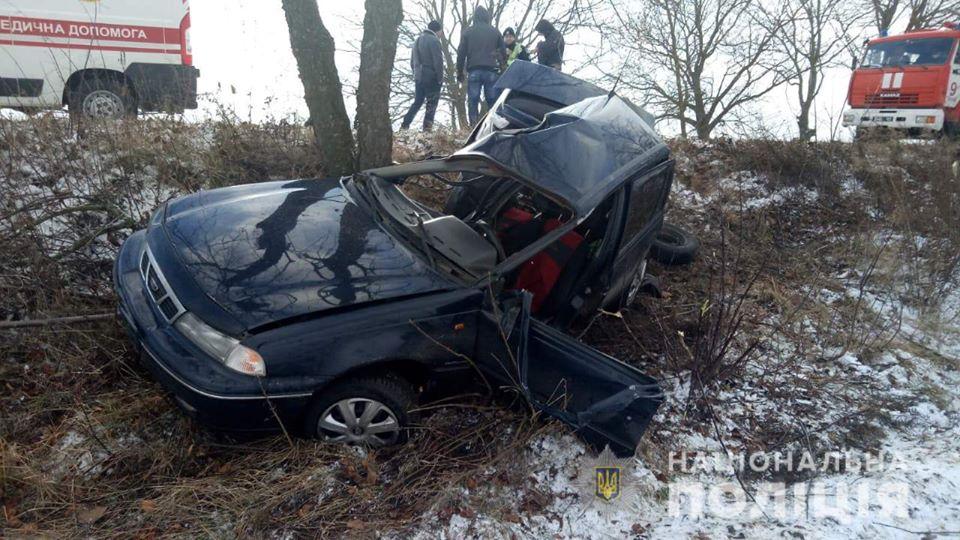 Під Тетієвом в ДТП загинув водій легковика -  - 79006375 2639802122741610 5034362863947350016 o