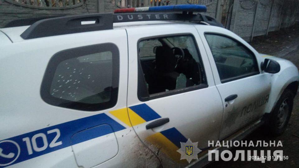 У Яготині чоловік стріляв із рушниці по поліцейським -  - 79018336 2655503447838144 1299520751442853888 o