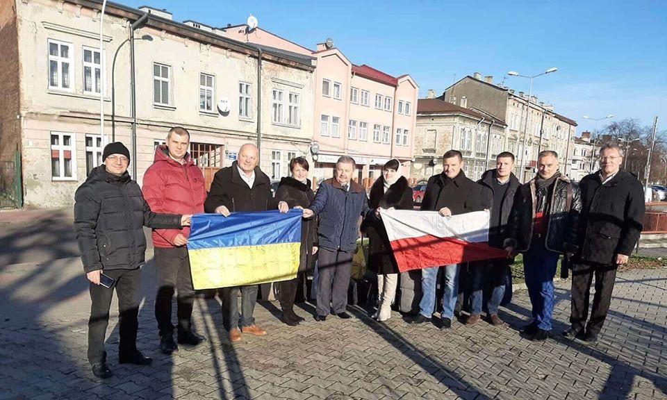 Міський голова Славутича відвідав воєводства Польщі -  - 79125423 2594875250595372 1257164286480875520 o