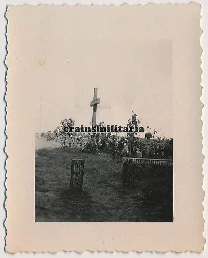 Фастівський краєзнавець знайшов архівні фото німецького кладовища   часів ІІ світової - Фастів, німецькі поховання, архіви - 79163190 2509187719167589 1562471998062329856 n