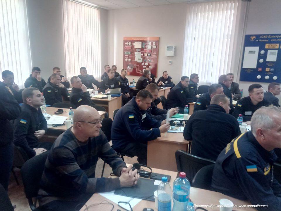 Лісова служба США провела семінар-тренінг з фахівцями підприємств та ДСНС України -  - 79227202 551219608768464 8863319679981060096 o