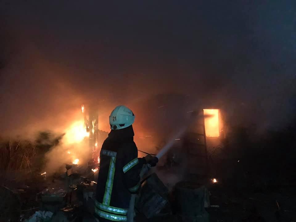 79310791_1448459111970997_5048143137667547136_n На Броварщині під час пожежі постраждав 65-річний чоловік