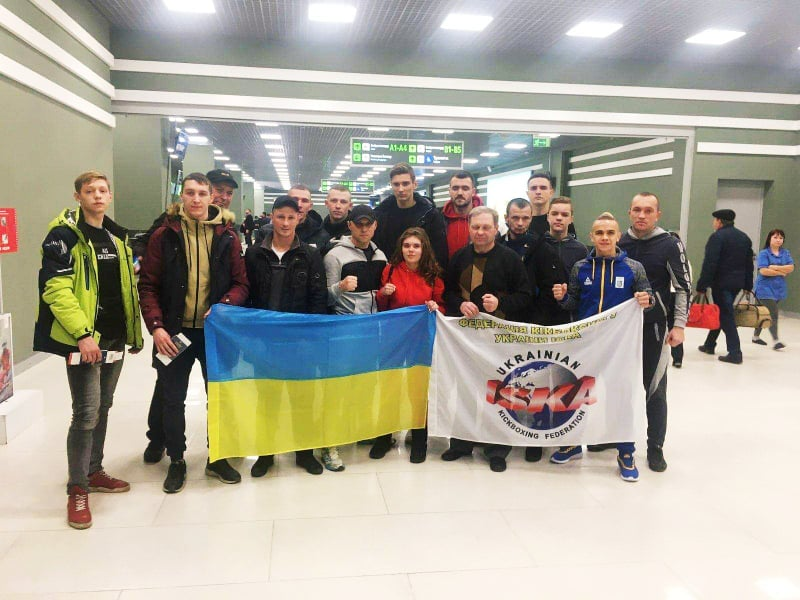 Зі сріблом з Мілану: кікбоксер з Обухова переміг на чемпіонаті світу -  - 79383220 2570983353123467 7159619222966894592 n