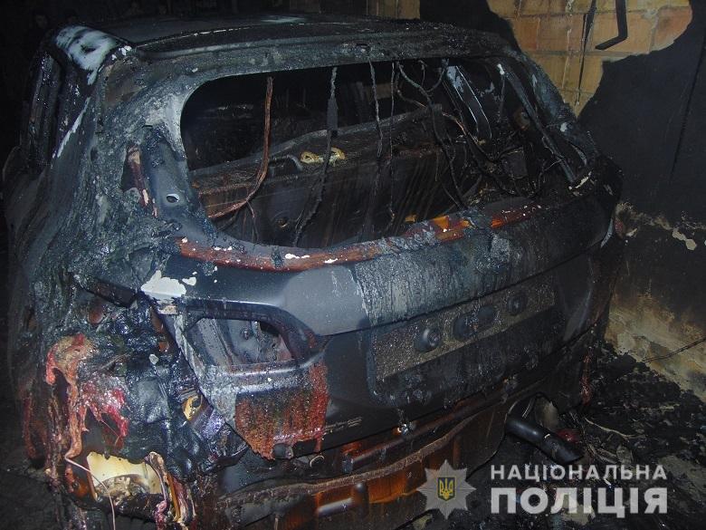 Чоловік через ревнощі підпалив авто колишньої дівчини -  - 79533611 2596089477113474 843885267491225600 n