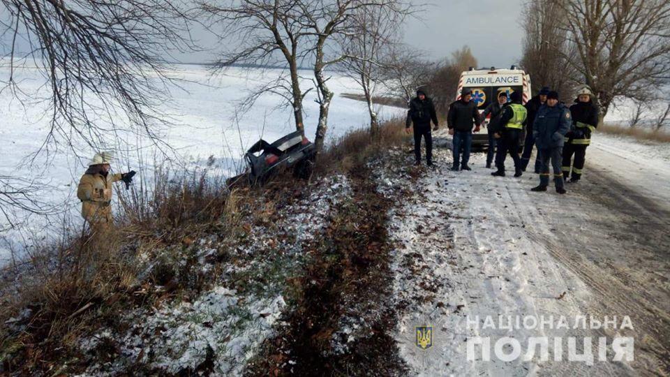 Під Тетієвом в ДТП загинув водій легковика -  - 79715635 2639802106074945 2082046612904869888 o