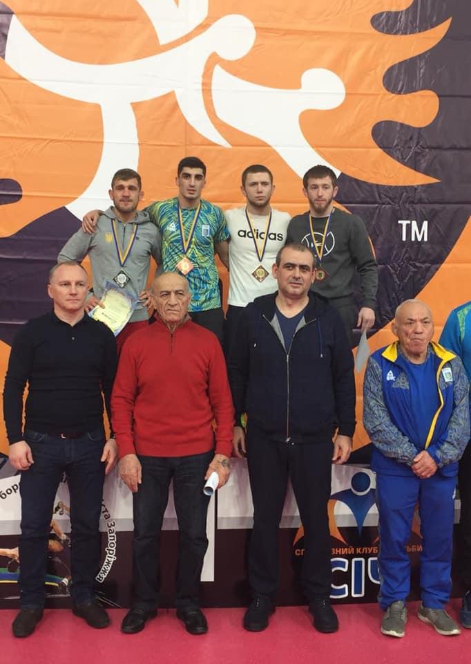 Київщина - срібний призер Кубку України з греко-римської боротьби -  - 79820018 2220772491564040 4627825268575174656 n