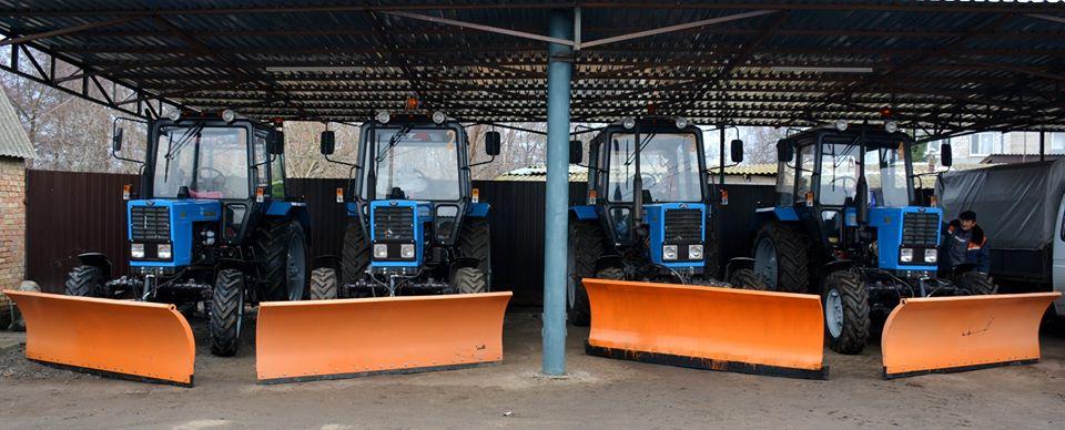 У Миронівці з'явилися нові трактори -  - 79859732 576607396461066 551788286901747712 o