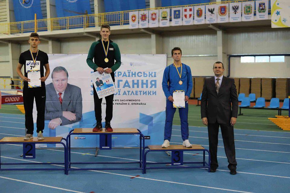 Здобутки юних легкоатлетів з Білої Церкви на Всеукраїнських змаганнях -  - 79886585 2520495564699451 3260033125744377856 o