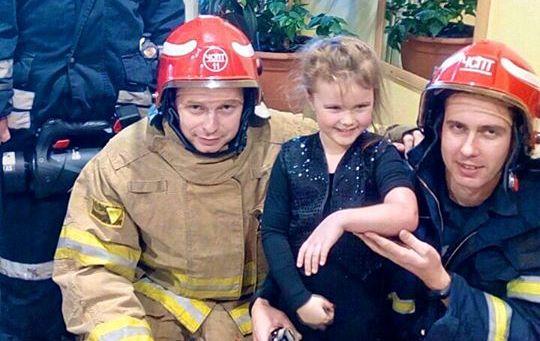 Столичні рятувальники розрізали батарею, щоб визволити дитину -  - 79914685 2642066059206653 9081167641074204672 o