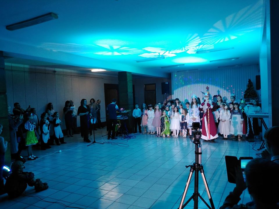 Врятувати життя: у Богуславі відбувся благодійний концерт та ярмарок -  - 80007178 447941952554695 6786197539138830336 o