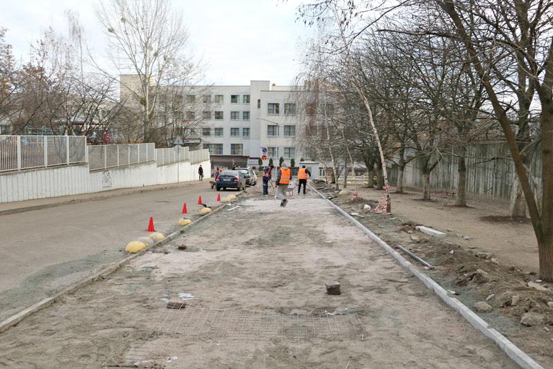 У Києві будують «теплий» тротуар - столиця, Київ, Будівництво - 80053587 3680407771970152 2793284594302976000 n