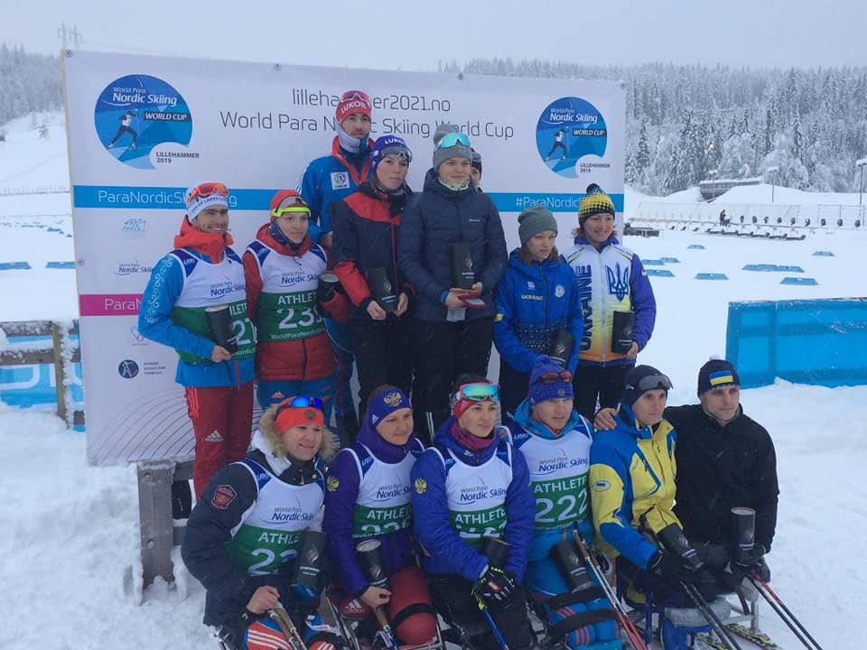 Олександра Кононова з Броварів - переможниця та призер Кубка світу з лижних перегонів та біатлону -  - 80087835 579024969599648 6690389952775061504 n