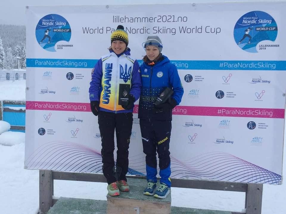 Олександра Кононова з Броварів - переможниця та призер Кубка світу з лижних перегонів та біатлону -  - 80225184 579395162895962 5779770565770346496 n