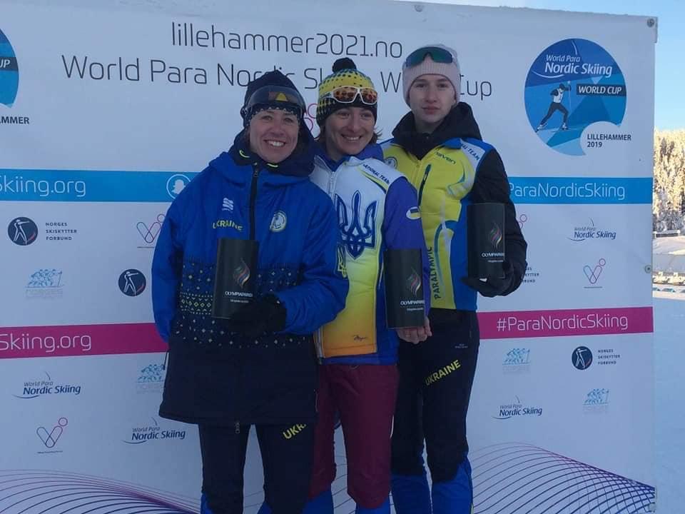 Олександра Кононова з Броварів - переможниця та призер Кубка світу з лижних перегонів та біатлону -  - 80260820 579395122895966 2133460949145747456 n