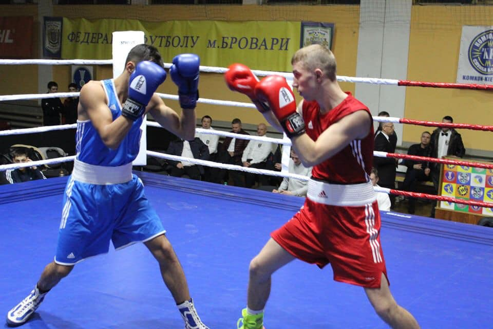 Чемпіонат України з боксу серед молоді у Броварах -  - 80446572 2222670601374229 812732117346680832 n 1